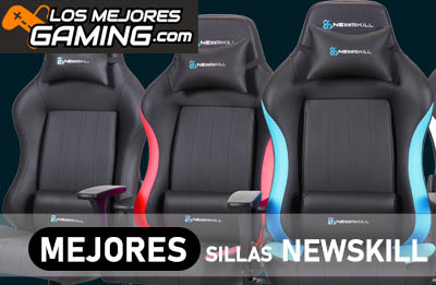 Sillas Gaming Newskill