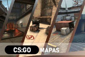 Mapas de CS:GO