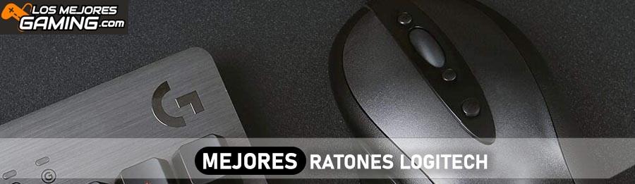 Mejores ratones gaming Logitech